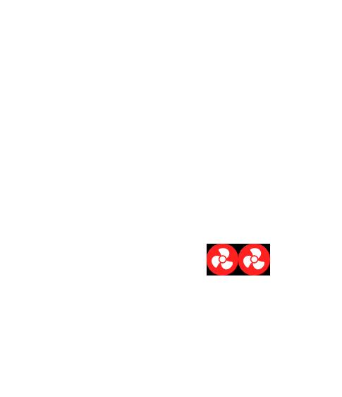 4 針腳 PWM/DC 風扇位置
