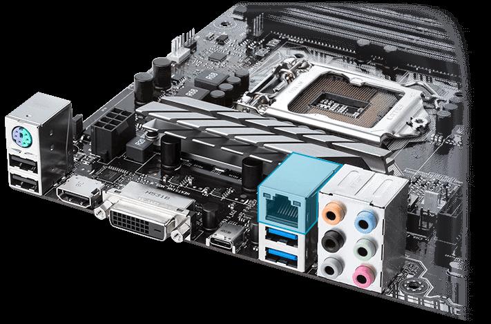 ASUS Z170-E Intel LAN 64x