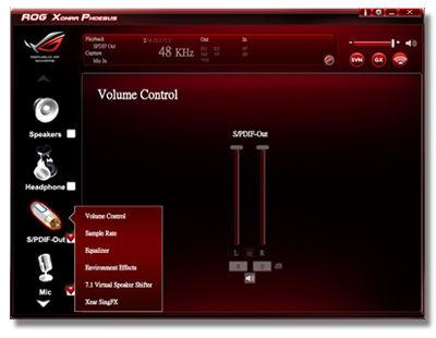 New Xonar Audio Center