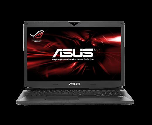 ASUS G750JX Drivers Windows