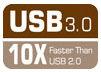Porty USB 3.0