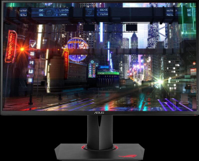 Màn Hình Gaming ASUS ROG Swift PG279Q IPS 2K 165hz G-SYNC