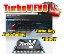turboV evo ASUS P7P55D Review