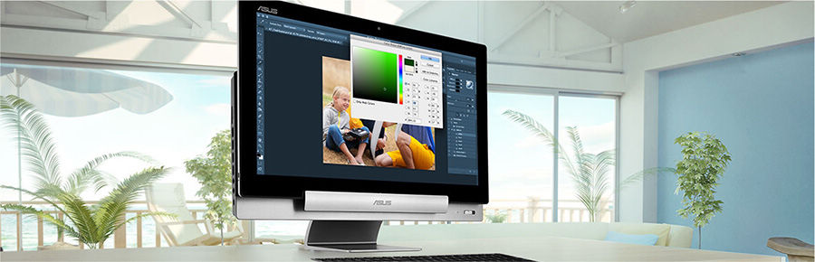 AiO Desktop Mode