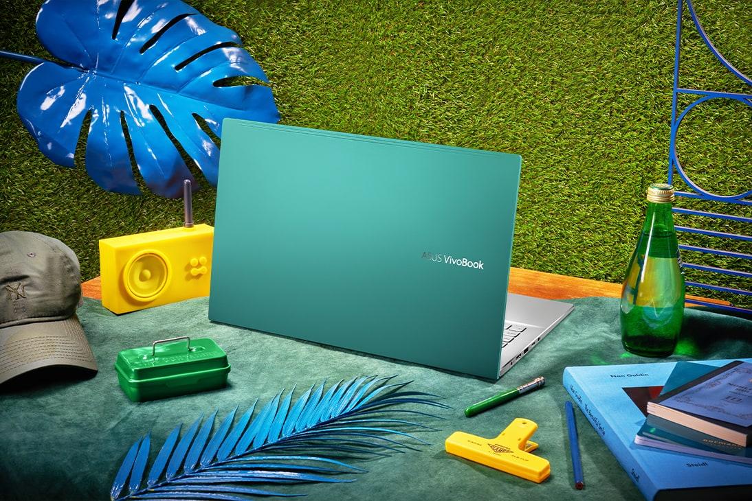Warnai Kreatifitasmu dengan ASUS VivoBook S14 1