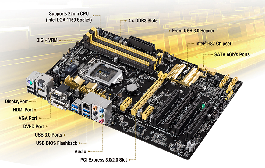 ASRock H87 Pro4 Intel Graphics Driver Windows