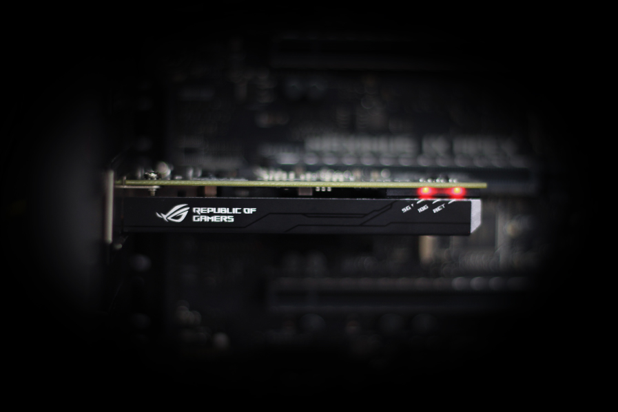 ROG AREION 10G | Motherboard Accessories | ASUS Global