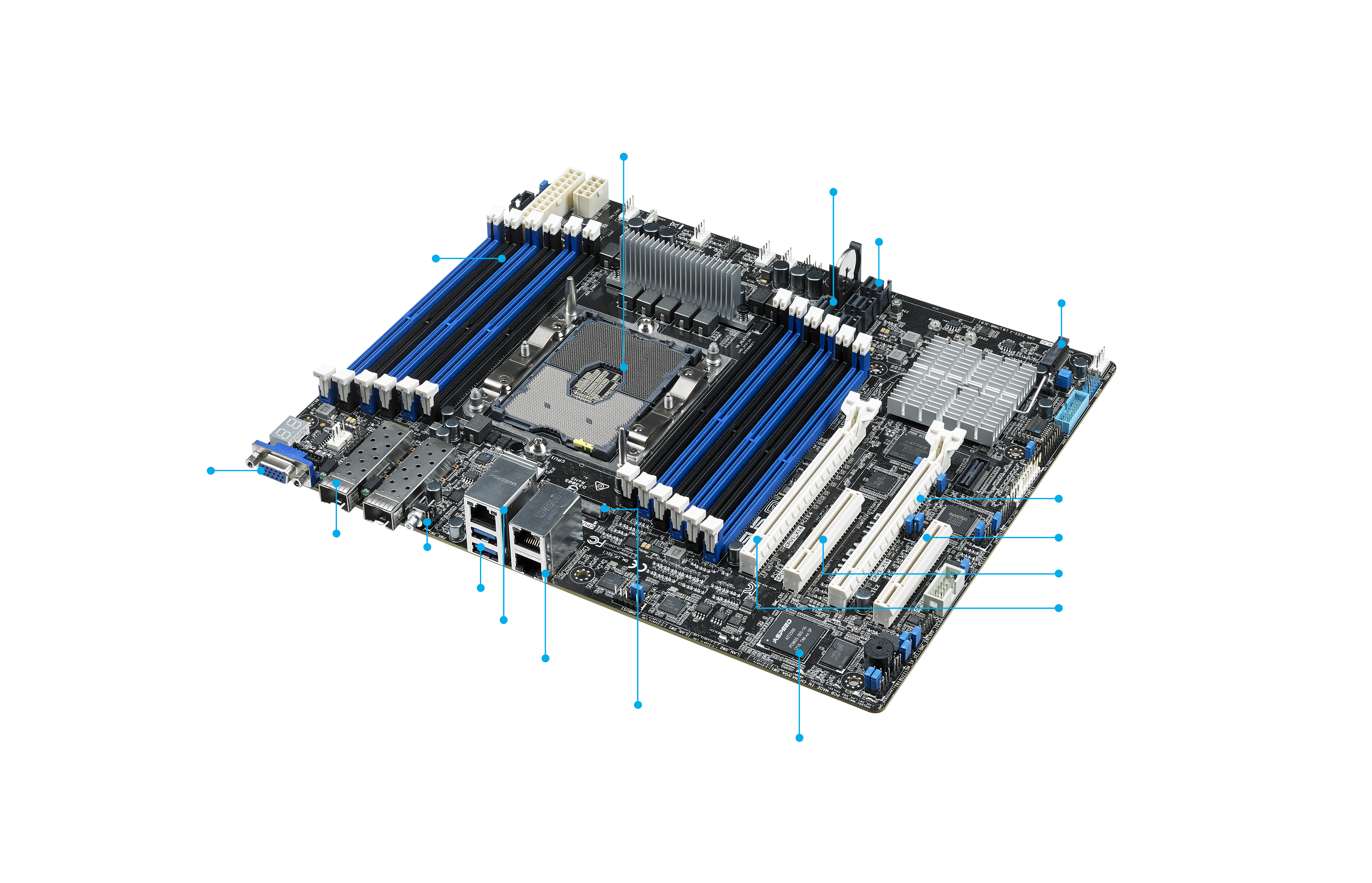 Z11pa U12 10g 2s Servers Workstations Asus Global The Lr Series Circuit Electronics Rdimm Dimm Lrdimm 3ds