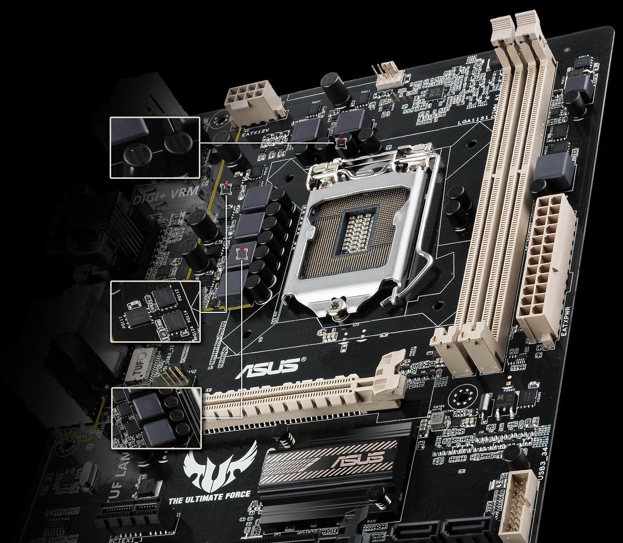 Asus TROOPER H110 D3 RST Linux