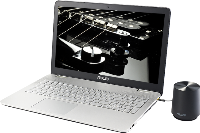 ASUS N551JW Driver for PC
