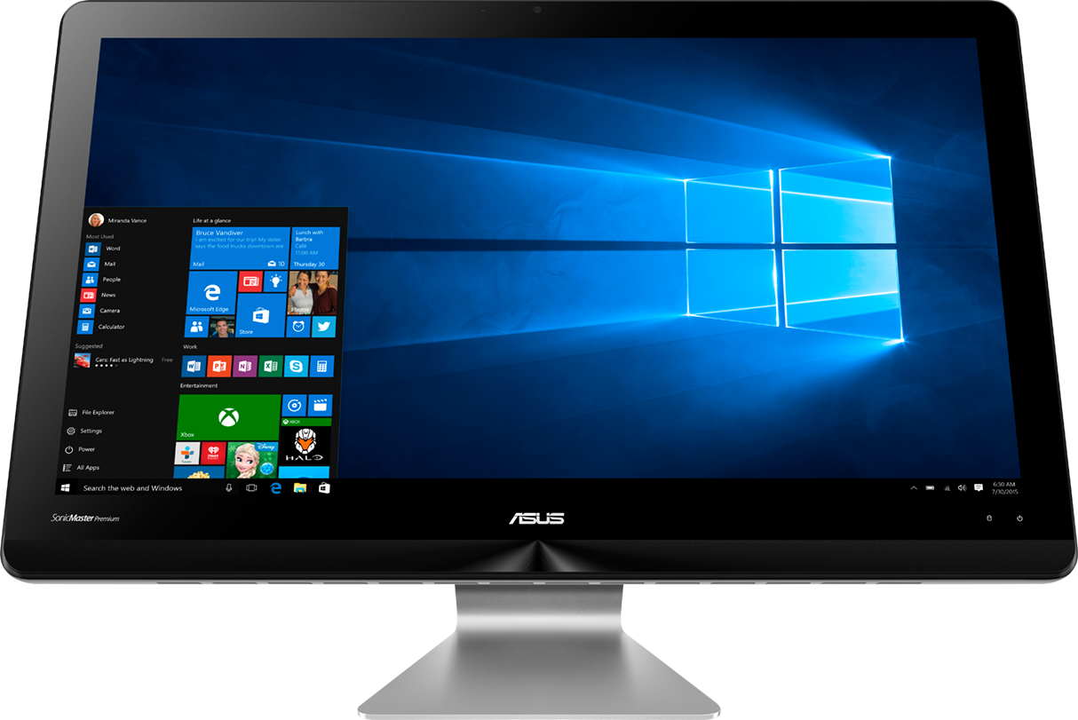 Zen AiO ZN240IC | All-in-One | ASUS Suisse