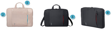 ASUS MATTE SLIM CARRY BAG