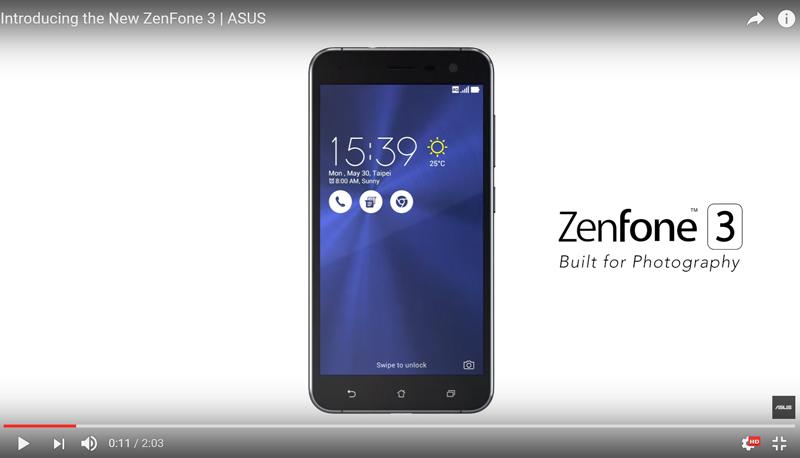 Image result for asus zenfone 3 ze552kl blue