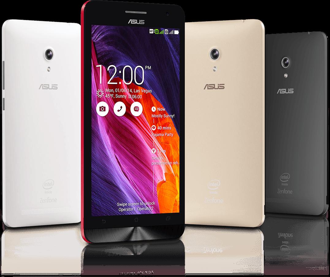 دانلود فریمور رسمی Zenfone 6 KITKAT-T00G 4.4.2
